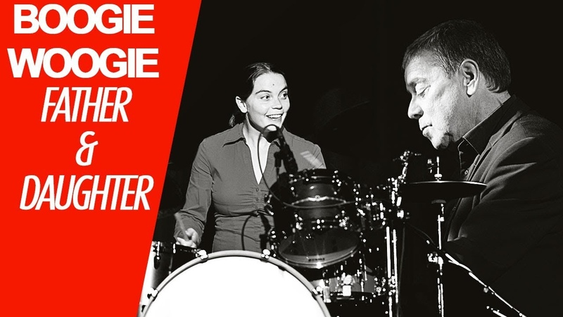 BOOGIE WOOGIE WITH DRUM SOLO Martin Sabine Pyrker