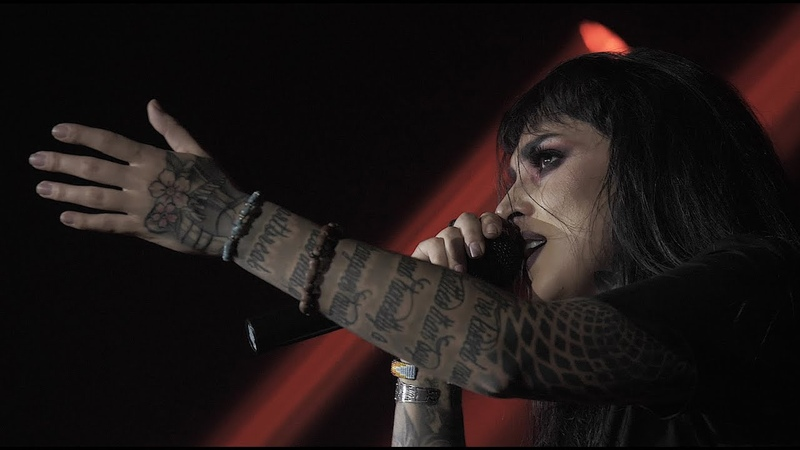 JINJER Pit of Consciousness Live in Kiev Napalm Records