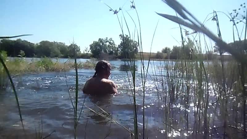 Райское озеро с песочной дорожкой