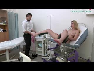 Gyno-X Amaris Medical Fetish, Gyno Exam, Teen, Anal Checkup, Anal Enema, Masturbation