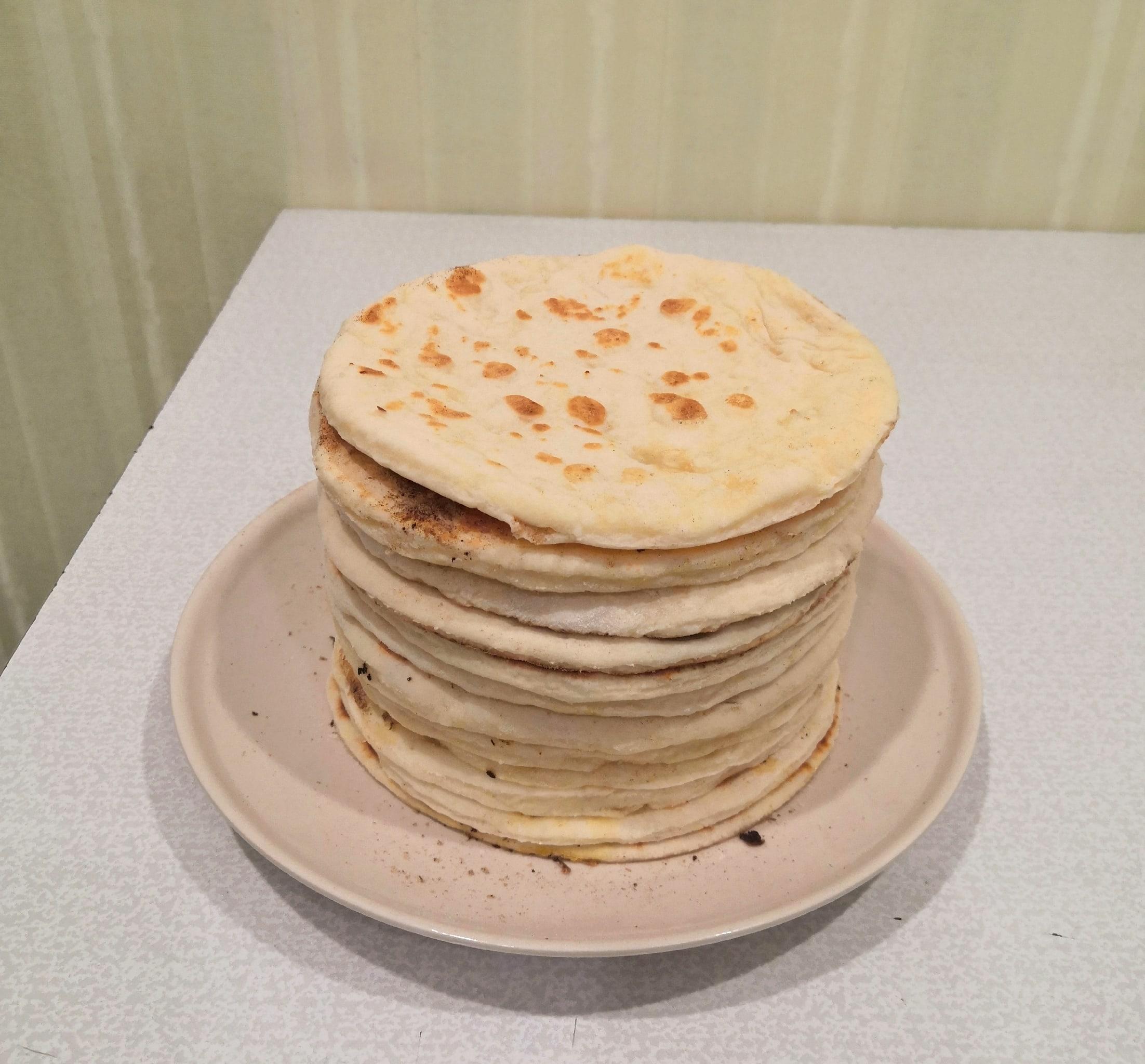 Творожный торт на сковороде с заварным кремом O64WryYzH54