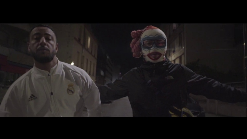 Sleiman - Le Passé ft. Lacrim EIGHT O (OFFICIAL MUSIC VIDEO)