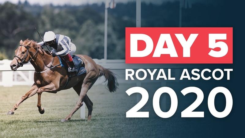Royal Ascot 2020 - Day 5 Highlights ALPINE STAR, HELLO YOUMZAIN PALACE PIER PLUS FRANKIE DETTORI