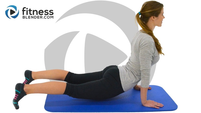Refresh Relax and Restore Stretching Pilates Yoga Workout for Tight Muscles