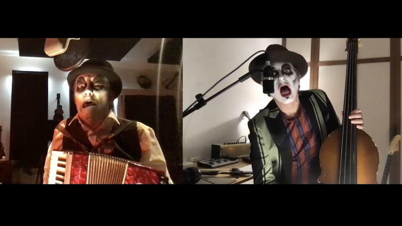 The Tiger Lillies perform their new album Covid 19 in full live on Zoom