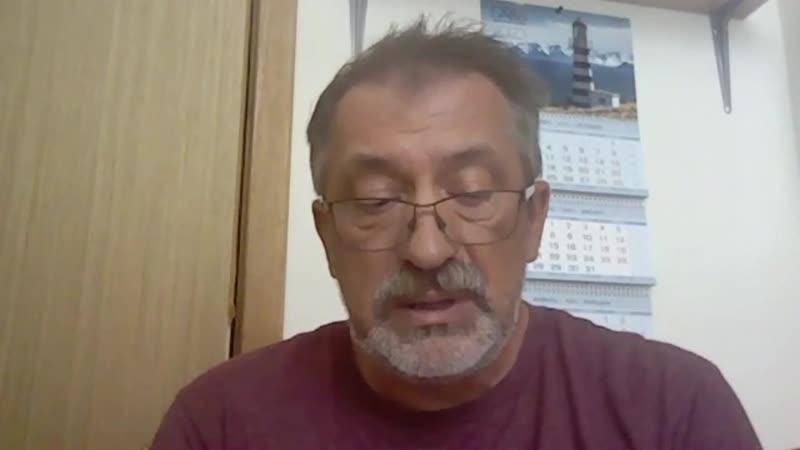 Видеообращение от имени Почётных реставраторов города Москвы архитектора реставратора Григория Валерьевича Мудрова