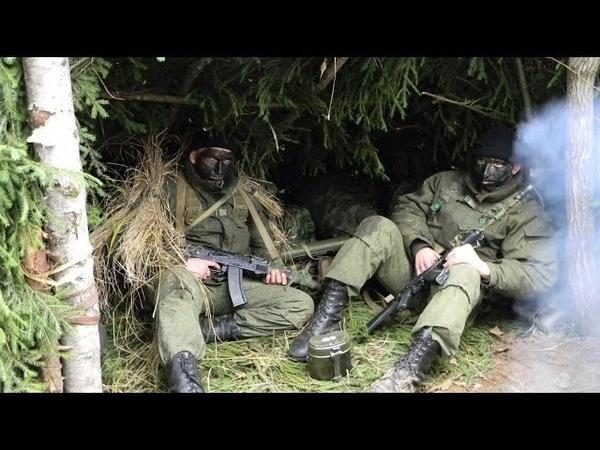 Прямо в лесу сотни солдат взять живыми Захватить Азербайджан готов дожать