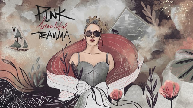 P nk Whatever You Want Lyric Video
