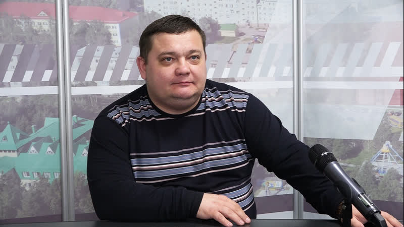 Иван Чечиков зам главного врача по амбулаторно поликлинической работе городской больницы №1