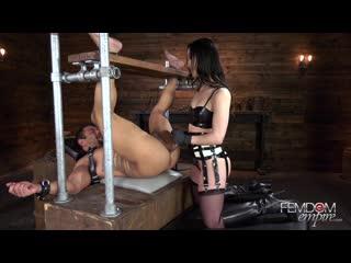 Diana Grace - Slave-Hole Creampie [Femdom, Anal Play, Prostate Massage Handjob, Stockings, BDSM, Ejaculation]