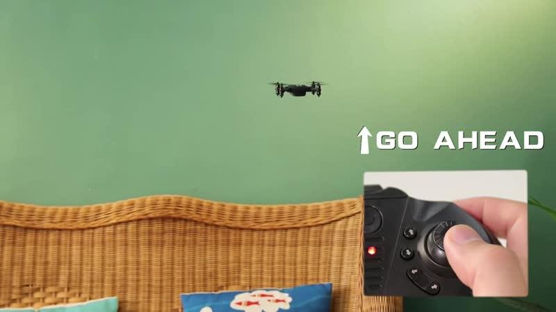 Eboyu LS MIN 2 4 ghz wifi FPV RC Дрон с 4k HD камерой следуй за