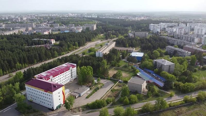 Радиоцентр № 3 - Ангарск - С титрами
