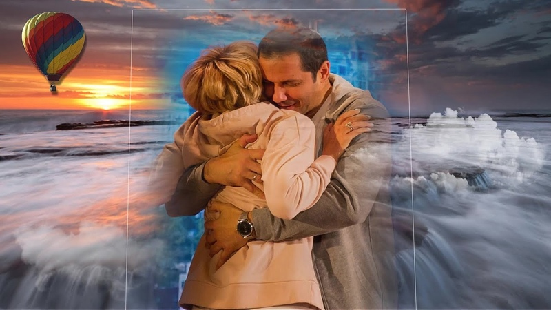 Нежность А Никитин и Ю Меньшова в спектакле Любовь и прочее вранье