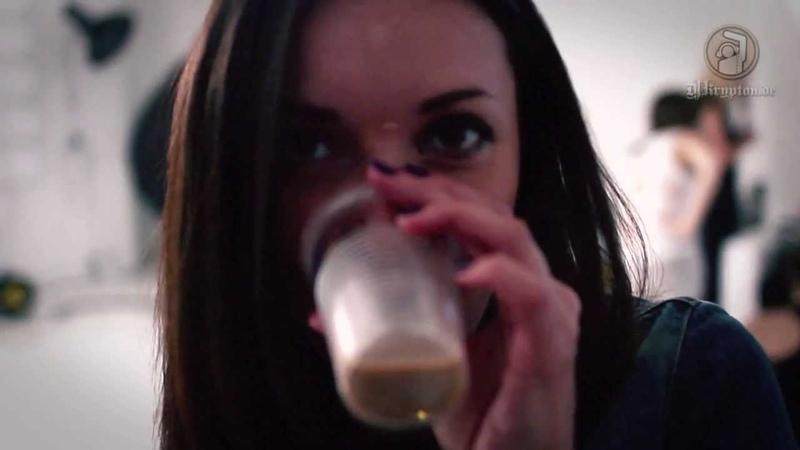 Съёмка клипа «Просто было» DJ Krypton и Катя Гужева