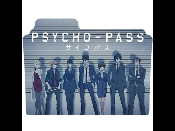Psycho Pass Психопаспорт ED 1 original version