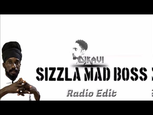 Sizzla mad boss djkavi radio edit Hard Again Riddim