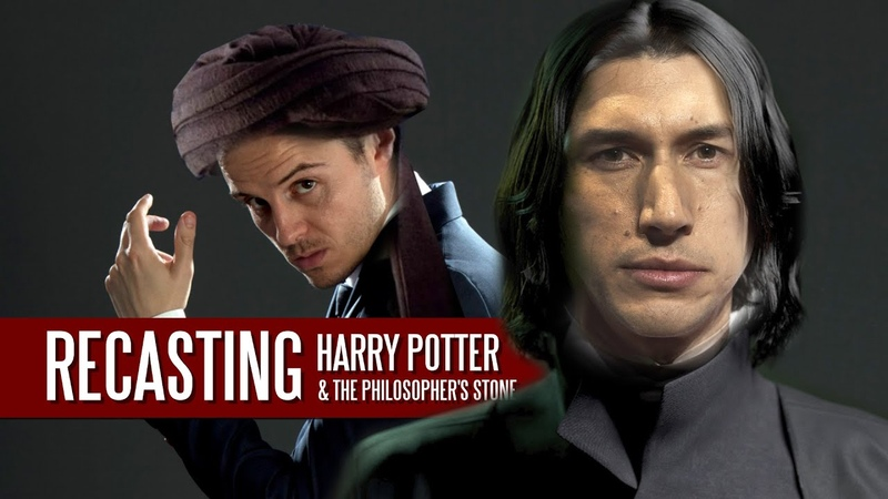 Recasting Harry Potter for Today FanCast