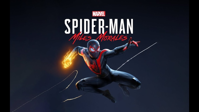 Ещё чилавек и снова павук и опять от Марвел Spider Man Miles Morales