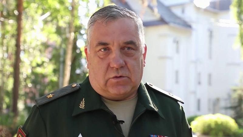 Генерал майор Сергей Иванов в защиту о Сергия Проповеди гонения Патриарх пандемия экстремизм