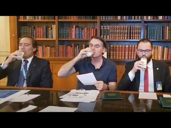 O Leitinho do Bolsonaro