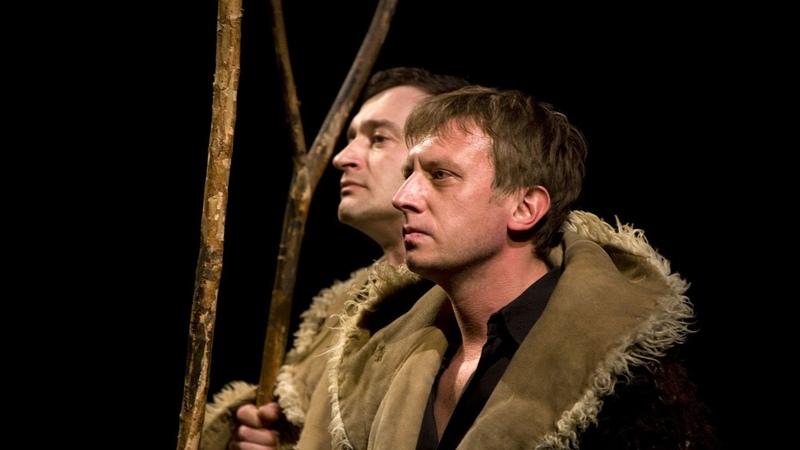 Спектакль Гамлет МХТ им Чехова 2005 год