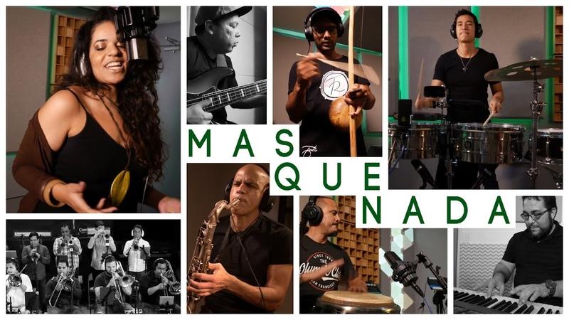 Mas Que Nada (feat. Anaadi) - Raices Jazz Orchestra (Tony Succar Pablo Gil)