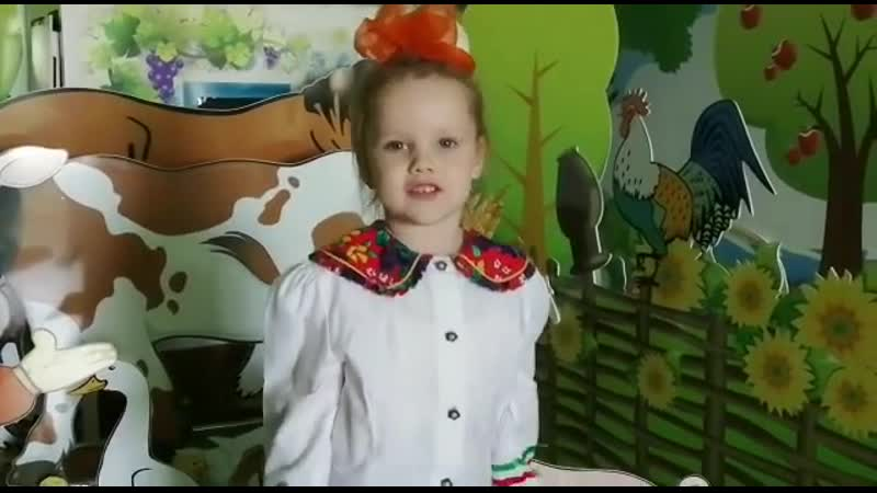 Юные воспитанники группы казачьей направленности детского сада №4 города Белореченска приготовили настоящий праздничный концерт