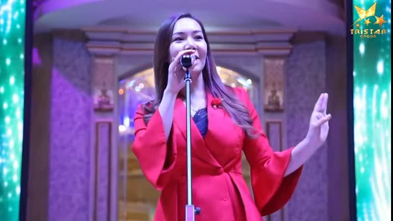 ТRISTAR Ghmorni Myriam Fares cover Пиздатое исполнение