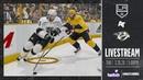 NHL 20. Трансляция виртуального матча против Нэшвилла 27.03.20