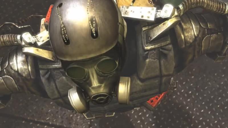 STALKER клип взрывной волной