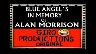 BLUE ANGEL`S GLASGOW in memory of Alan Morrison founder