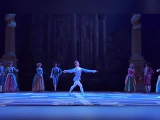 Semyon Chudin as Prince Desire in Bolshoi's Sleeping Beauty