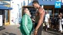 Fat Man VS Bodybuilders (Epic Prank) | Muscle Madness