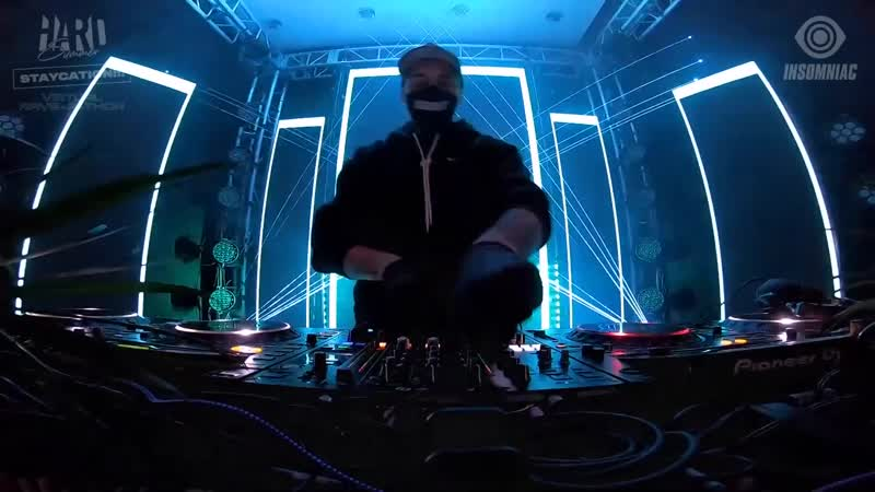 Jauz HARD Summer Staycation Virtual Rave A Thon