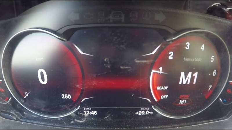 BMW 340i MPPSK 0 300 Km h