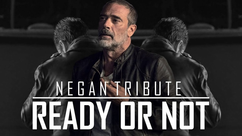 Negan Tribute Ready or Not TWD
