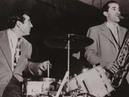 Gene Krupa Trio 1/28/1946 Body And Soul - JATP Los Angeles - Charlie Ventura, Teddy Napoleon