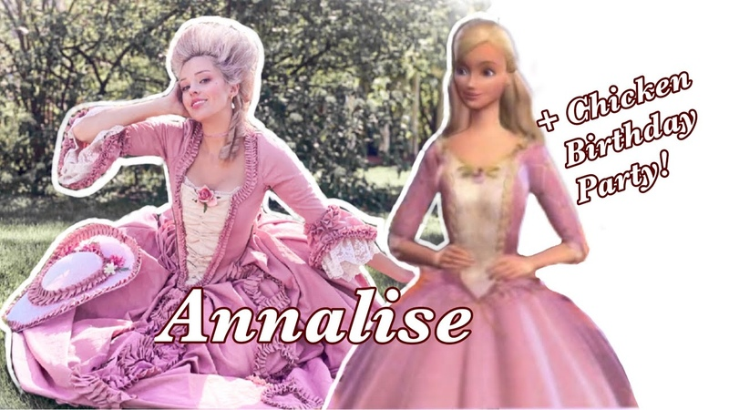 Historically accurate Princess And The Pauper Annalise