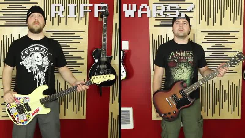 Riff Wars 1- Fluff Vs. Jared Dines