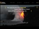 Новое чудо света: гавайский «водопад» из лавы