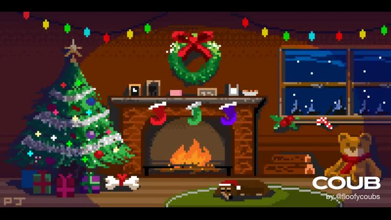 𝙈𝙚𝙧𝙧𝙮 𝘾𝙝𝙧𝙞𝙨𝙩𝙢𝙖𝙨๑۞๑ ¸¸ ø¤ Last Christmas 8 Bit Tribute to Wham ۞