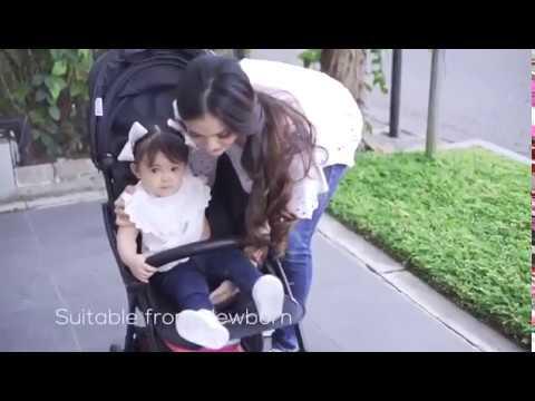 Hamilton Ezze Elite Stroller User Guide by Christina Brennan