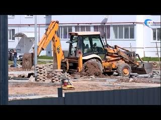 Новый подрядчик приступил к строительству садика в микрорайоне Ивушки