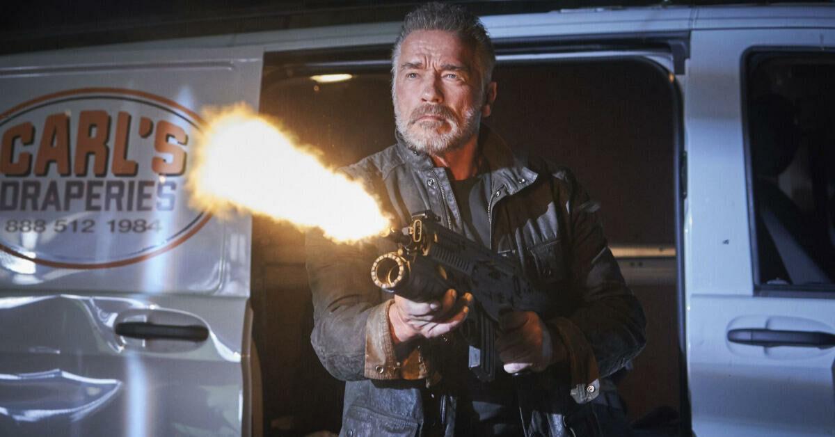 Пасхалка в Terminator: Dark fate