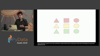 Samuel Taylor: Machine Learning Crash Course | PyData Austin 2019