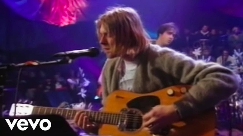 Nirvana All Apologies MTV Unplugged