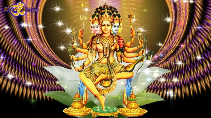 ॐ Mantra For Getting Spiritual and Material Benefits ॐ