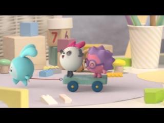 Малышарики Все серии подряд - Сборник 7 _ Мультики для малышеи