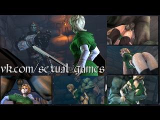 Hyrule Warriors (The Legend of Zelda sex)