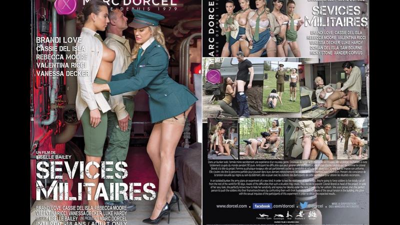 PRon Sévices Militaires, Sevices Militaires 2017 г. , Feature, Anal, Big Cocks, Big Tits, Big Ass, MILFS,
